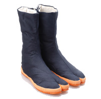 Модель Ninja shoes TABIRA