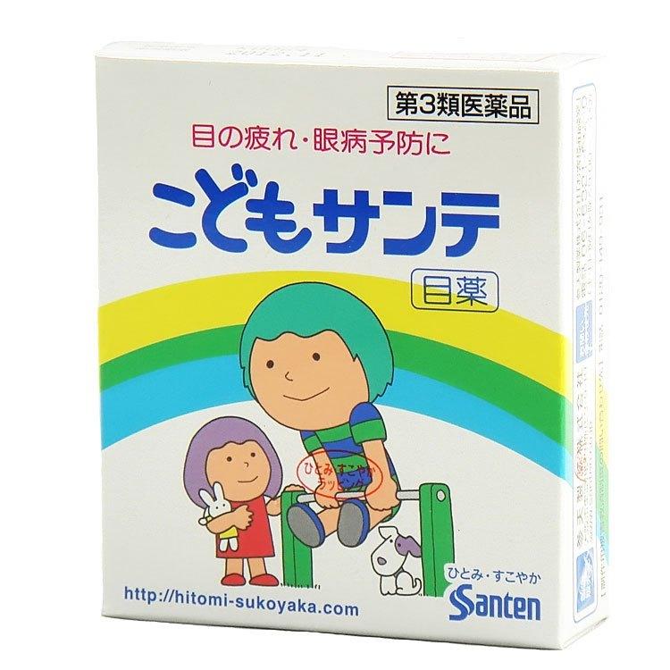 Японские капли для глаз Santen и ROHTO купить в