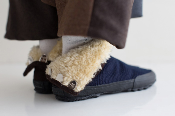 NINJA SHOES FUR