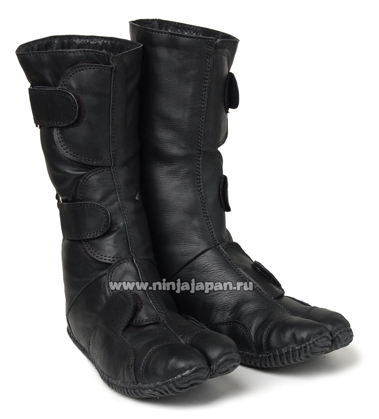 SHOES TABI NINJA LEATHER